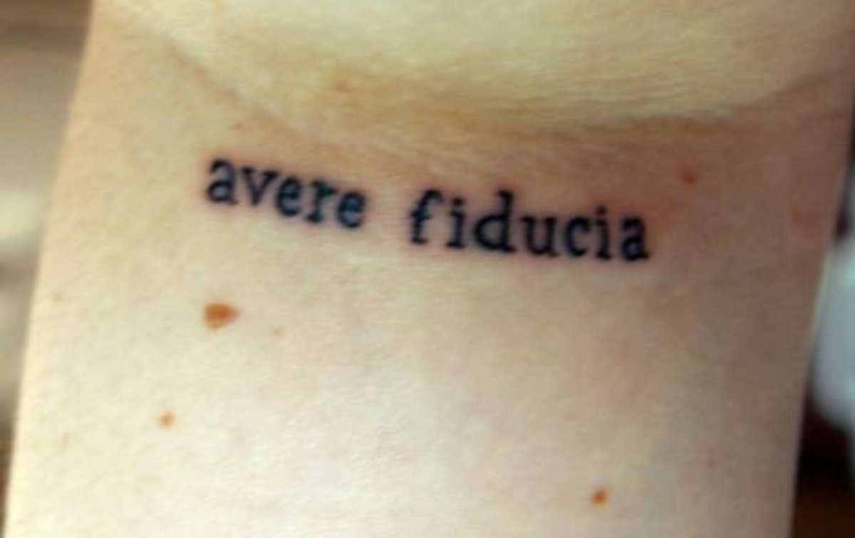 Beautiful italian phrases for tattoos words... super