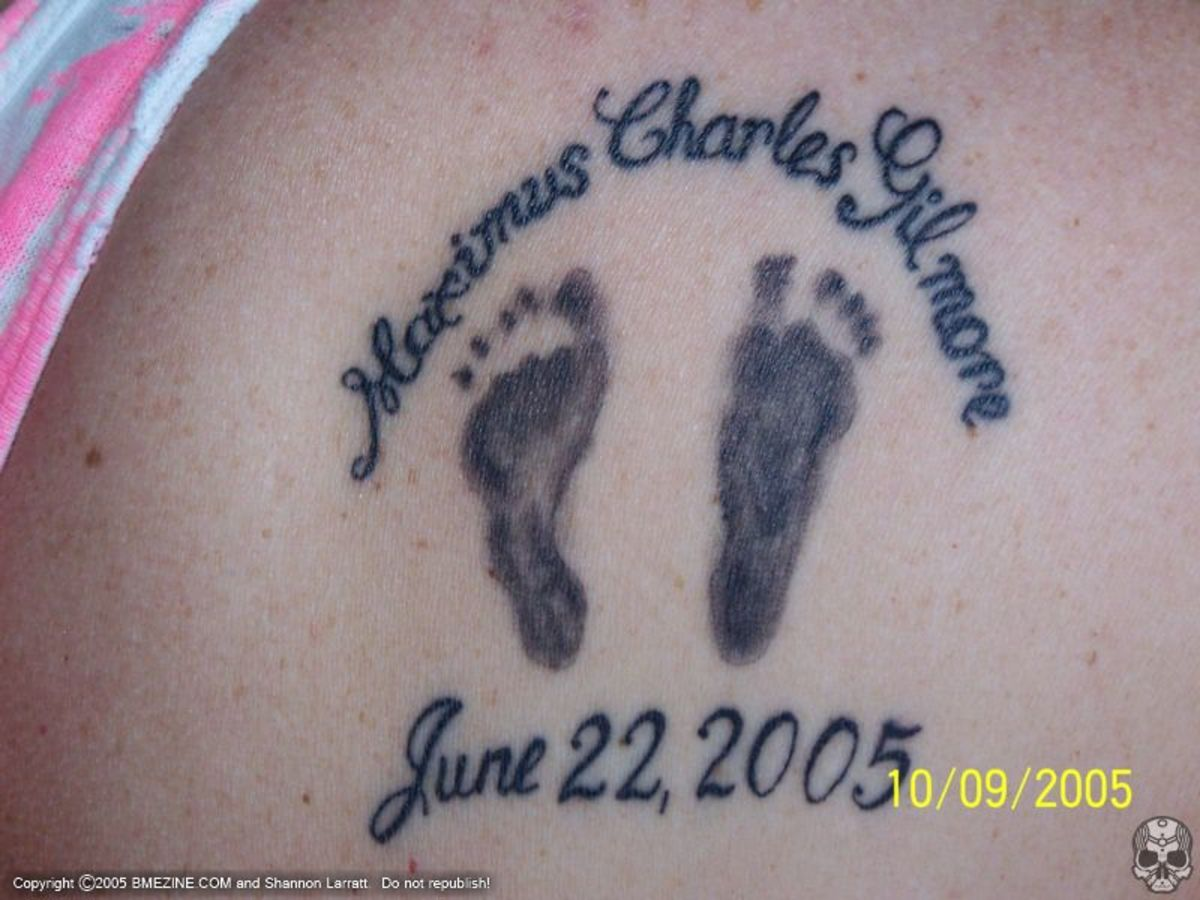 Names Tattoo Designs on Tattoo Ideas  Children  Kids  Parents  Motherhood