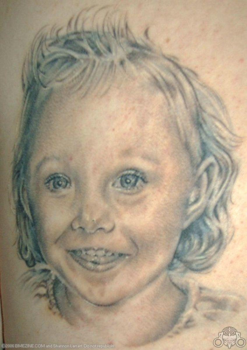 idei-dlya-tatuirovok - Идеи Татуировки: Дети, Дети, Родители, Материнство -  - фото
