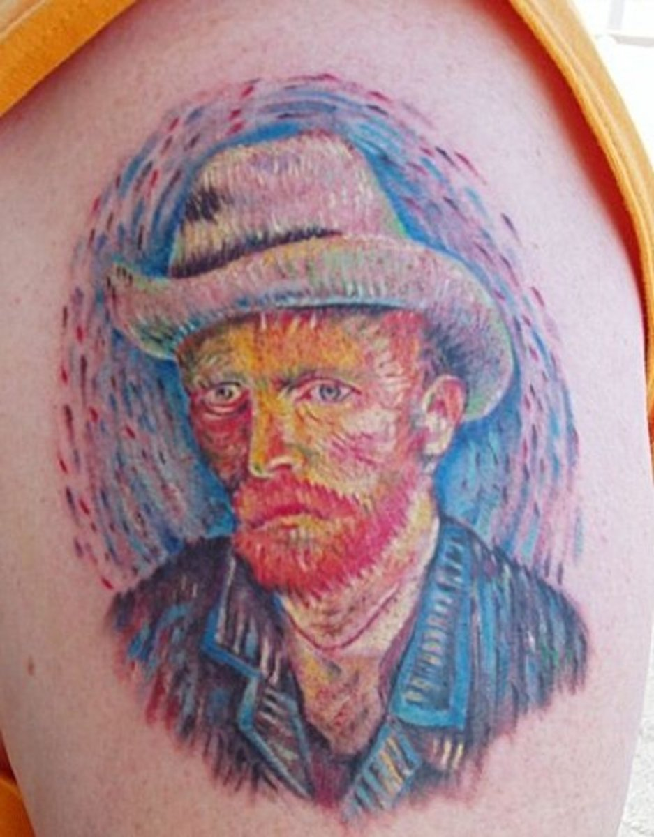 Vincent VanGogh