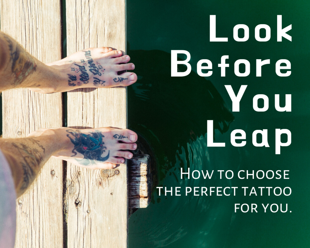 How to get a tattoo you won't regret.