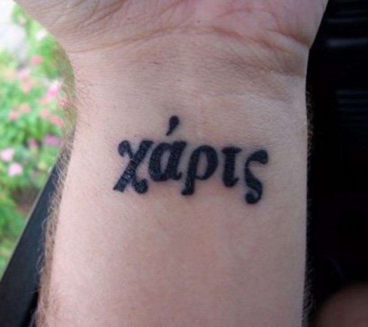 Tattoo Ideas: Greek Words & Phrases