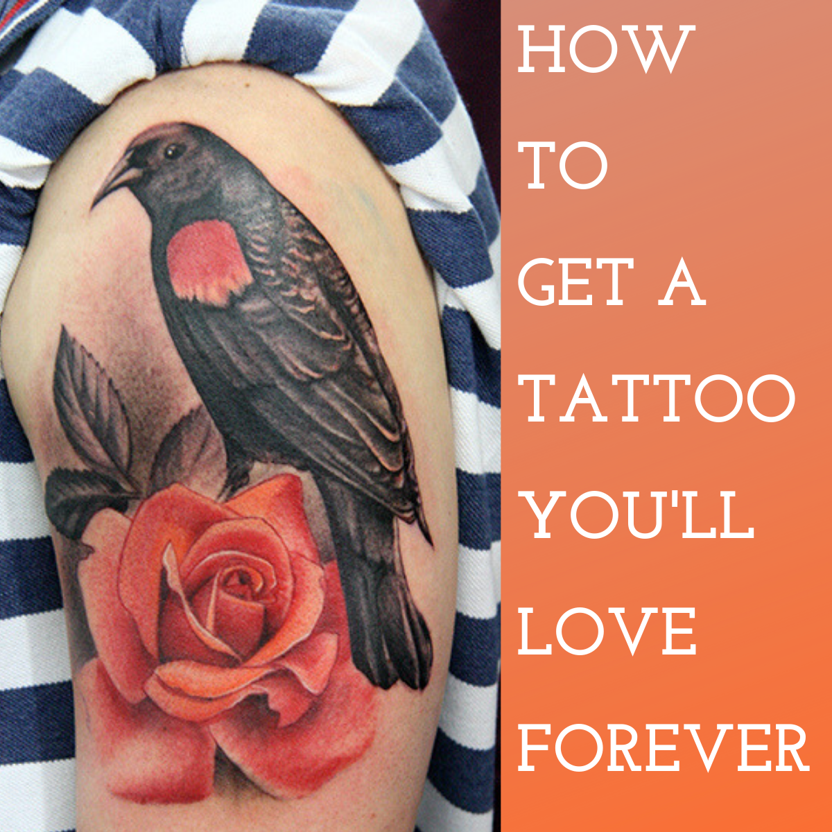 Tattoo by Ilona Ciunaite, the author of this article.