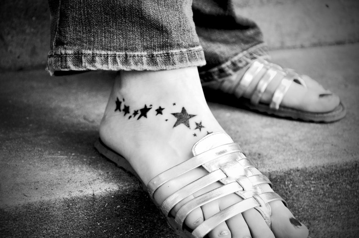 idei-dlya-tatuirovok - Звезды татуировки значение и фотографии -  - фото