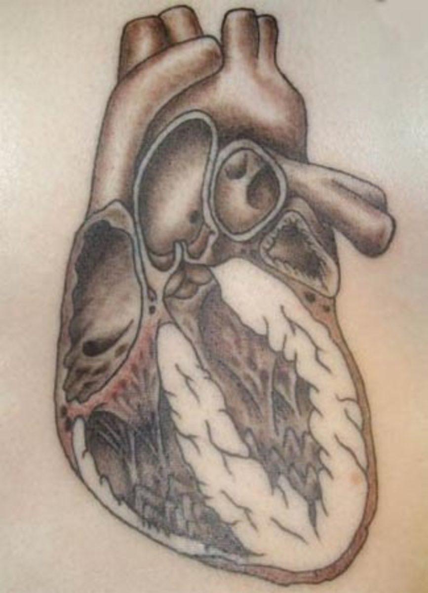 Tattoo by Kai Saunders, Penticton, B.C.