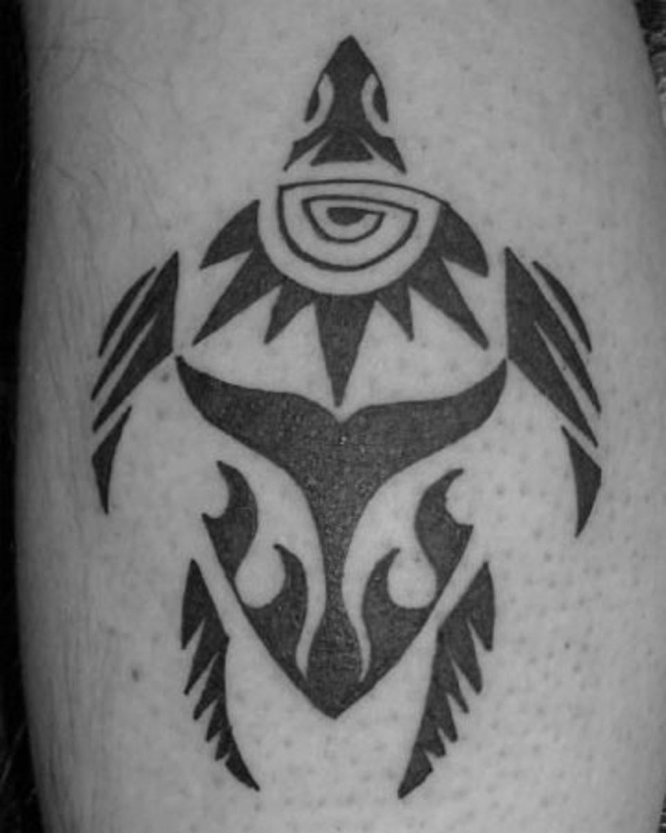 Tattoo by Jasn, Pacific Rootz, Maui, HI.