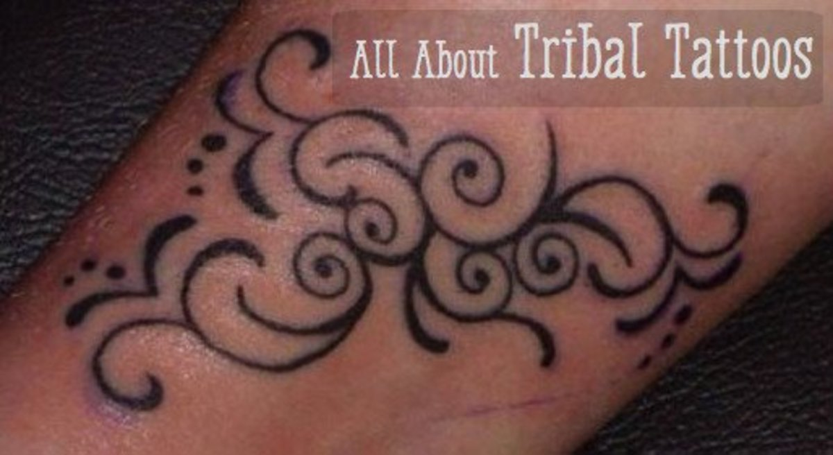 Tribal Tattoo Pictures and Meanings