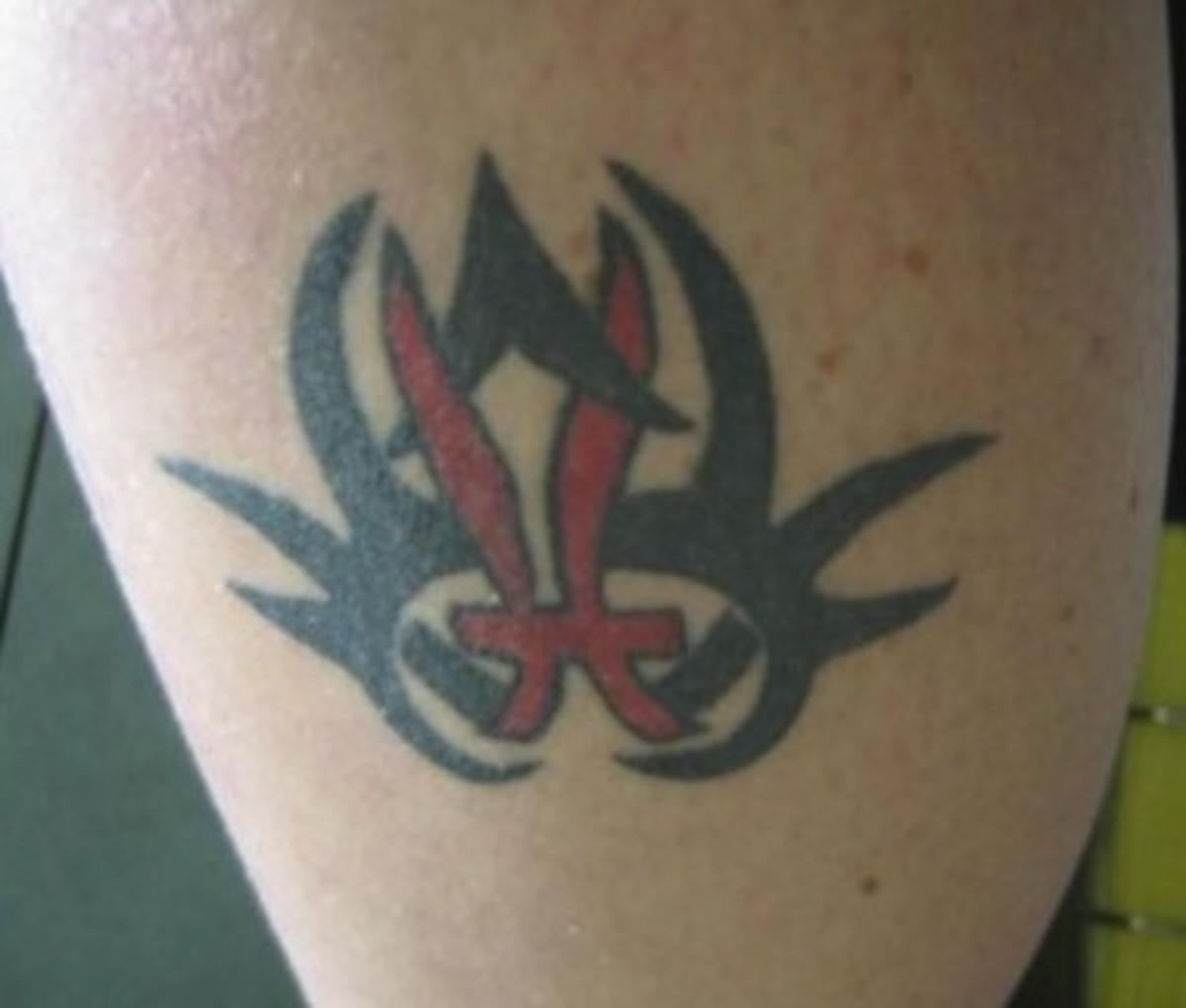 idei-dlya-tatuirovok - Идеи Татуировки: Знаки Зодиака -- Рыбы -  - фото