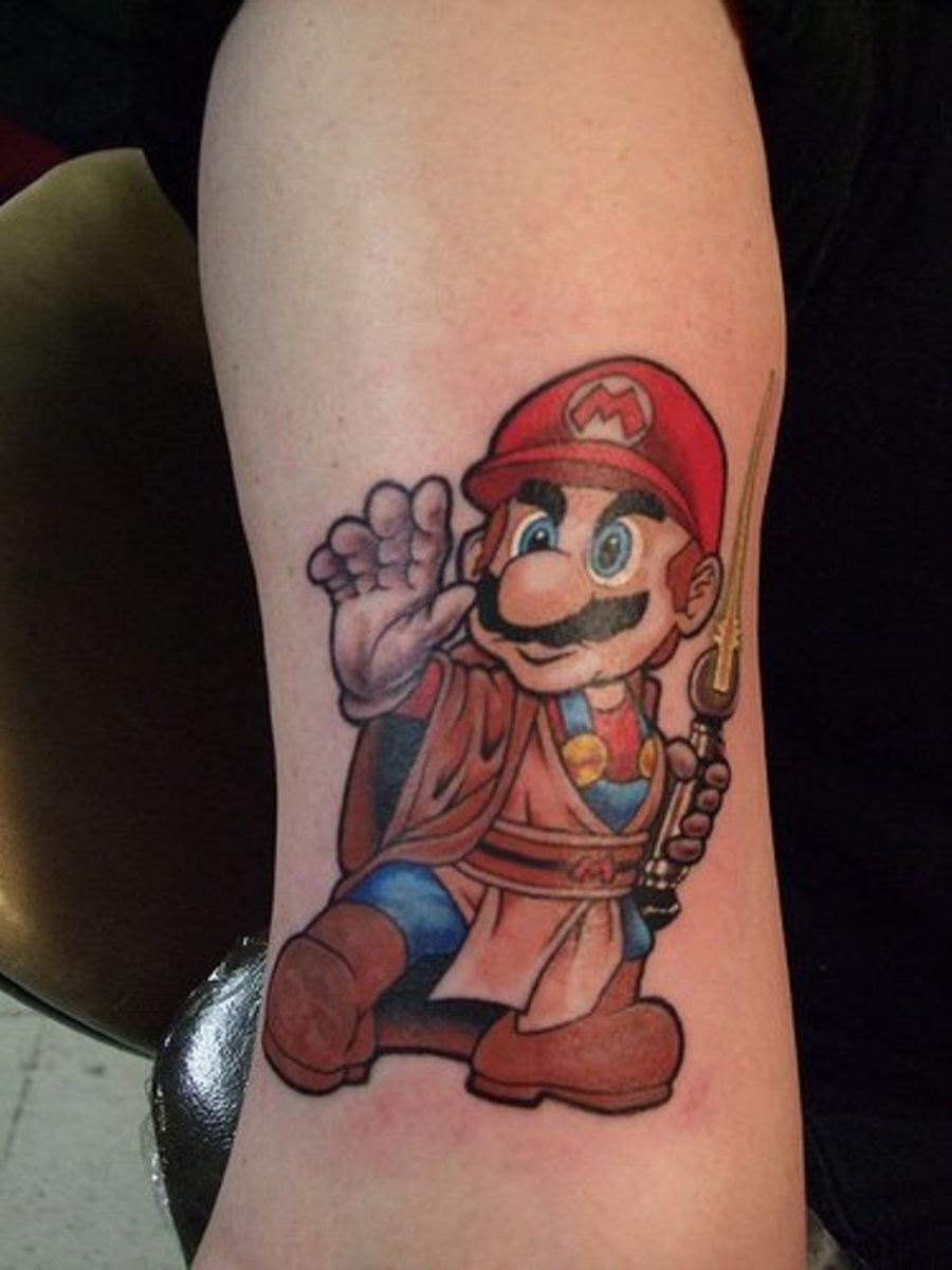 Mario Jedi