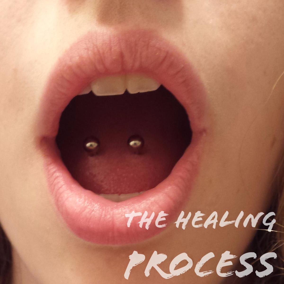 The Healing Process of a Tongue Piercing (With Pictures)