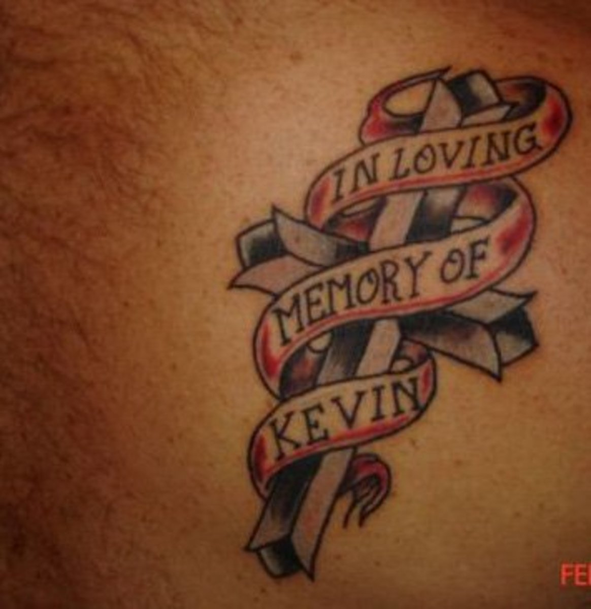 5687b3950 In Loving Memory: Memorial R.I.P. Tattoos | TatRing