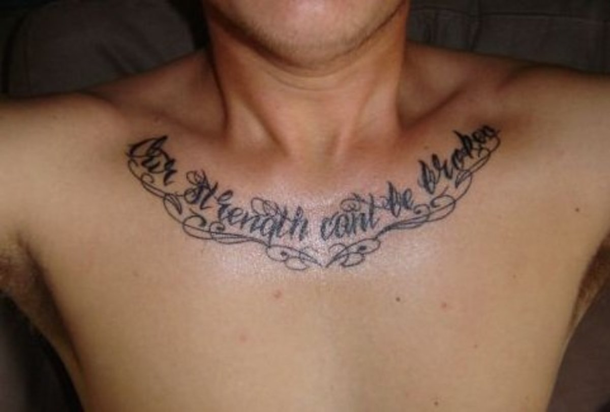 Tattoo Ideas Quotes On Strength Adversity Courage Tatring
