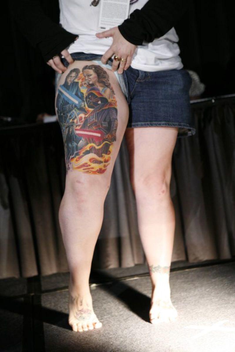 idei-dlya-tatuirovok - Звездные Татуировки Войн -  - фото