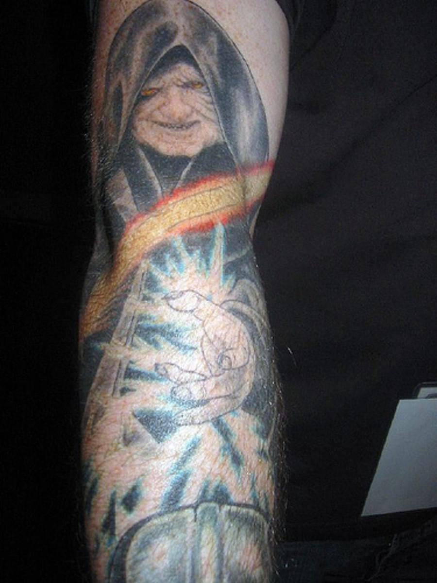 Emperor Tattoo