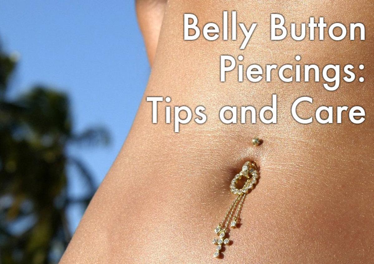 Belly or Navel Piercing