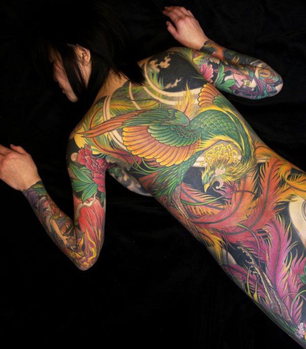 Tattoos The Ancient Art Of Tattooing Tatring