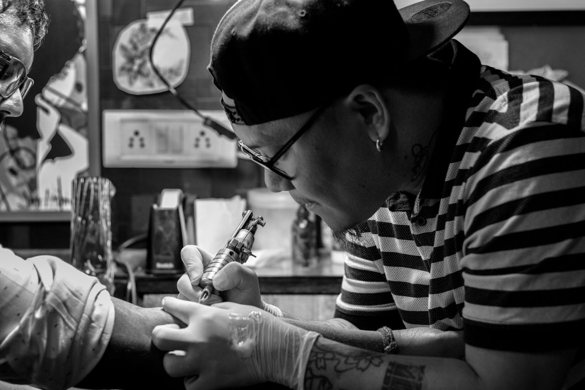 Most tattoo infections are bacterial, and they don't usually occur at the tattoo shop. Learn how to help prevent an infection by taking better care of your tattoo at home.