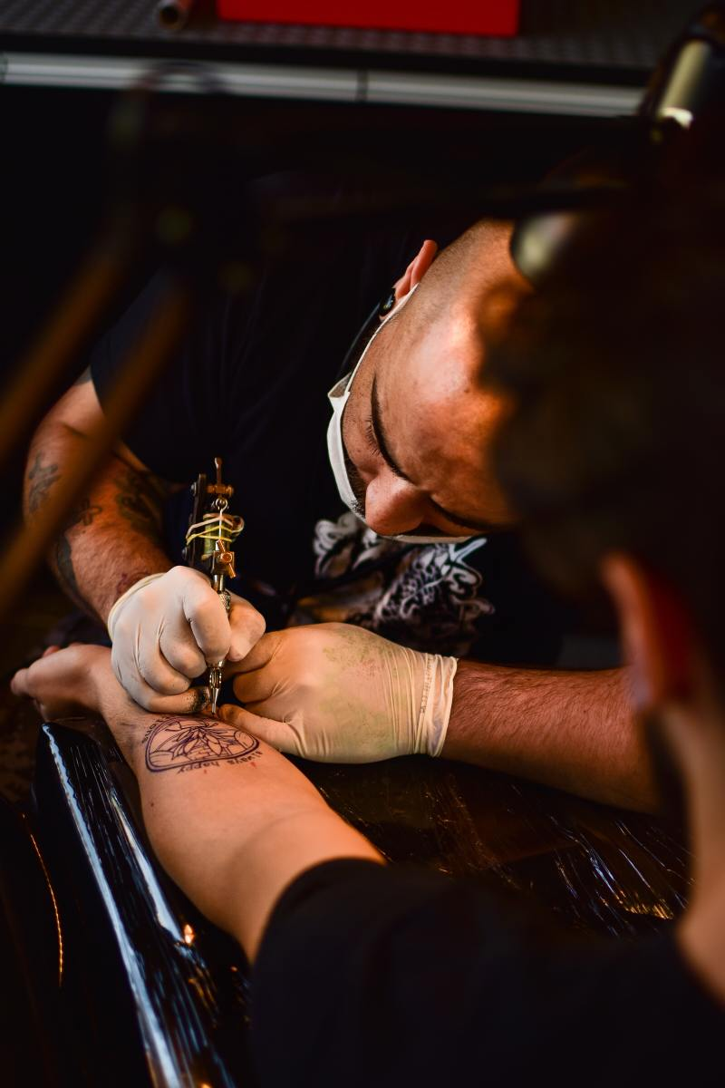 The Most Painful Places to Get a Tattoo