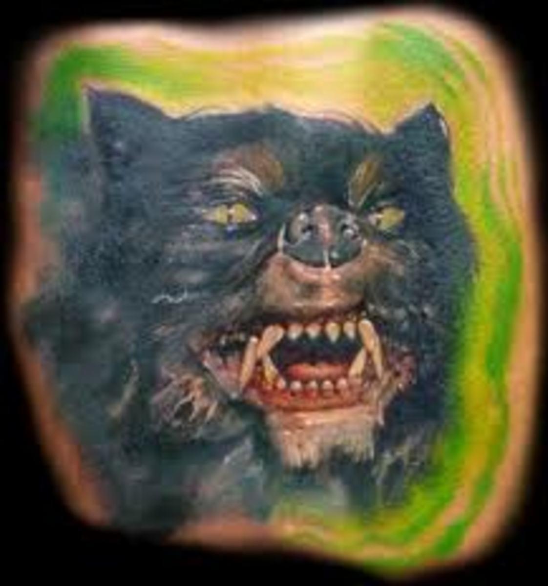 Gmork Tattoo