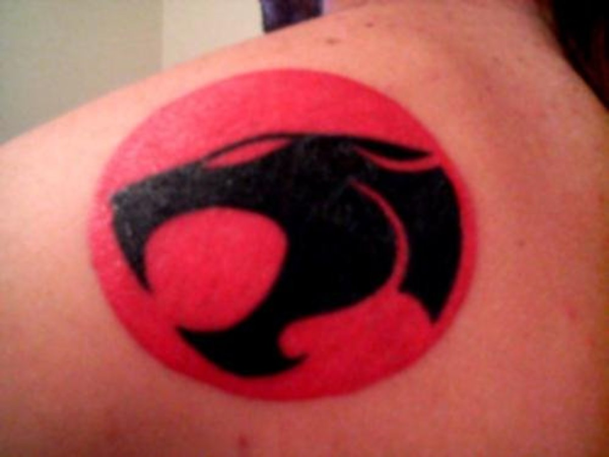 The Thundercats symbol