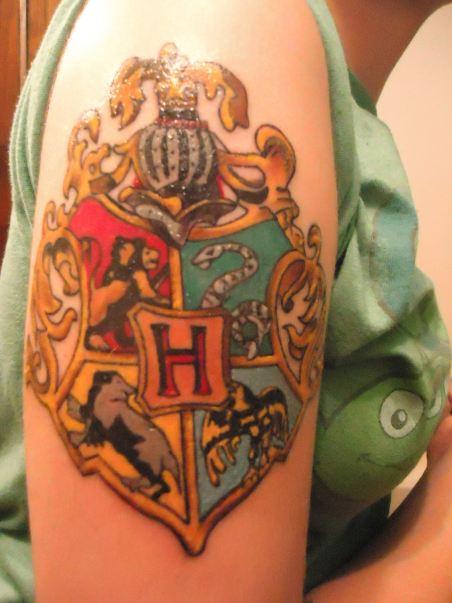 harry potter tattoo ideas tatring. Black Bedroom Furniture Sets. Home Design Ideas