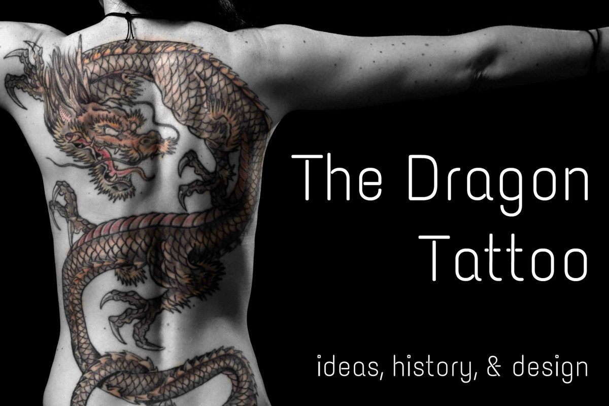 0882ffc6e Dragon Tattoo Ideas, History, and Meaning: Chinese and Japanese ...