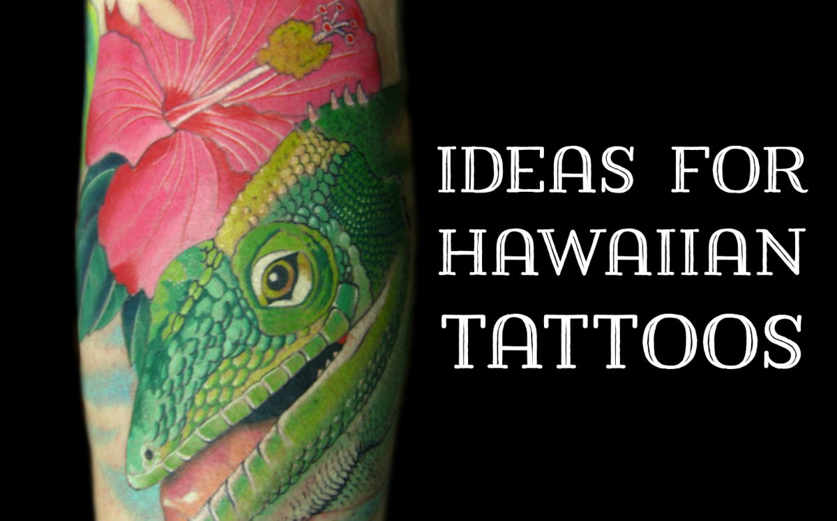 3ef96d364 Hawaiian Tattoo Designs, Meanings, and History | TatRing