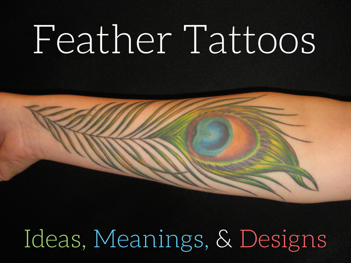Feather Tattoos: Designs, Ideas, and Meanings