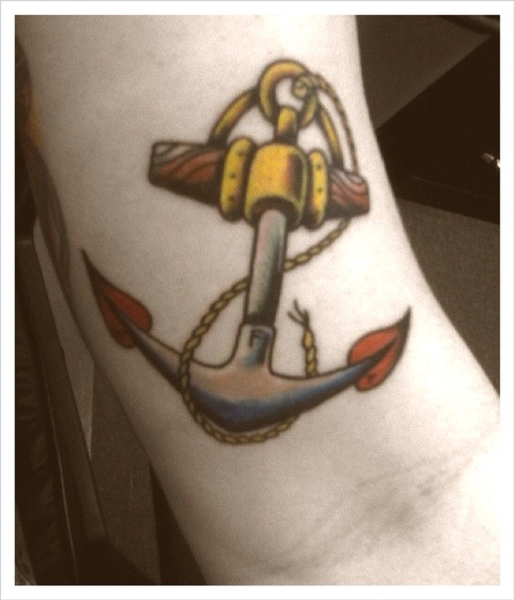 Anchor Tattoos Designs Meanings And Other Ideas Tatring
