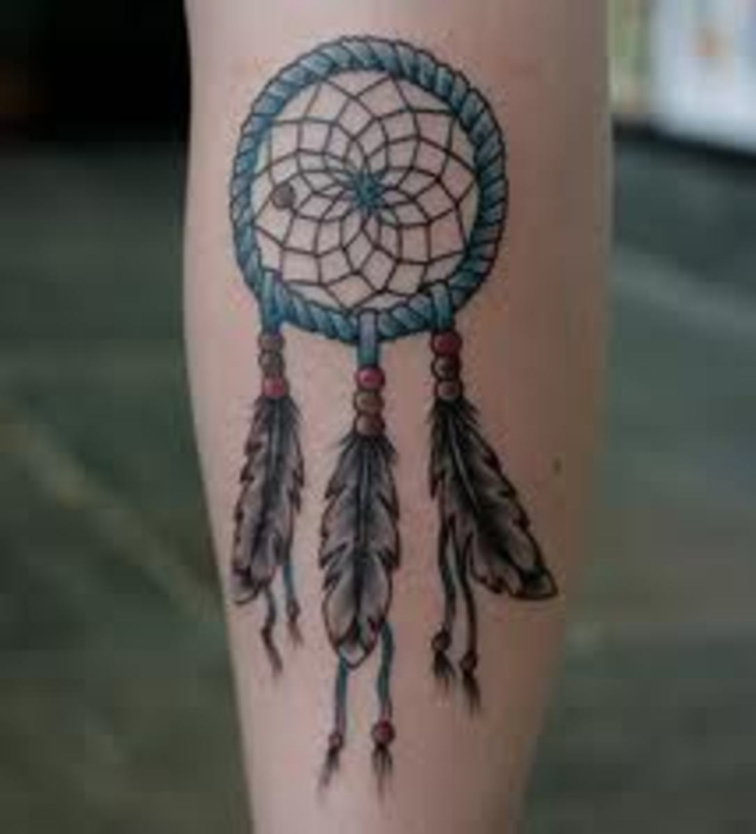 What Do Dreamcatcher Tattoos Represent Tatring
