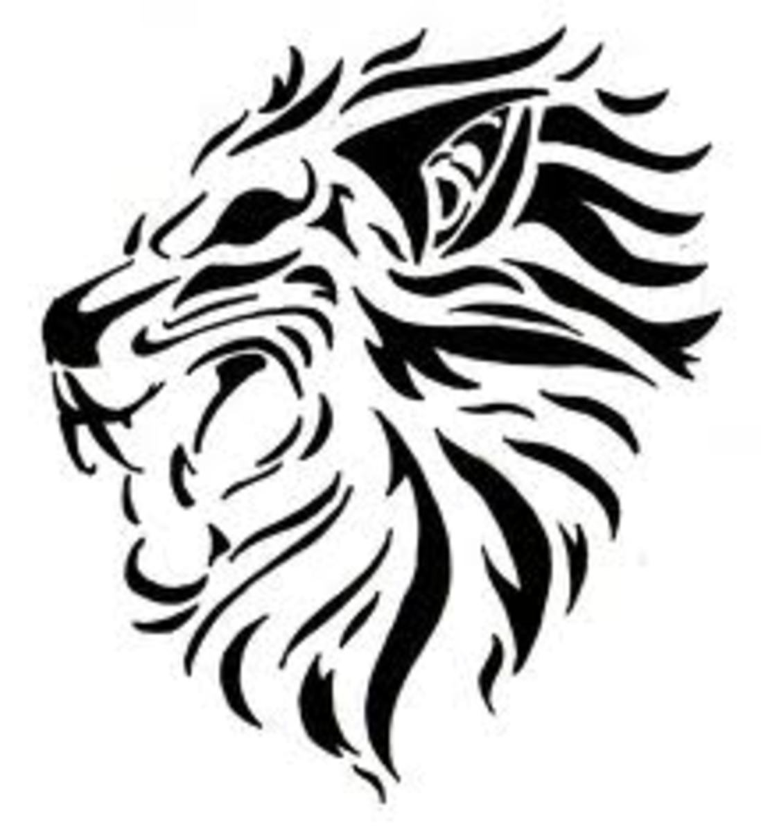 Lion Tattoos Meanings Designs And Ideas Tatring