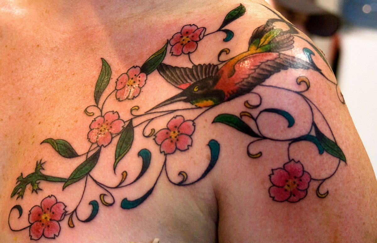 Hummingbird Tattoos Meanings Designs History And Photos Tatring
