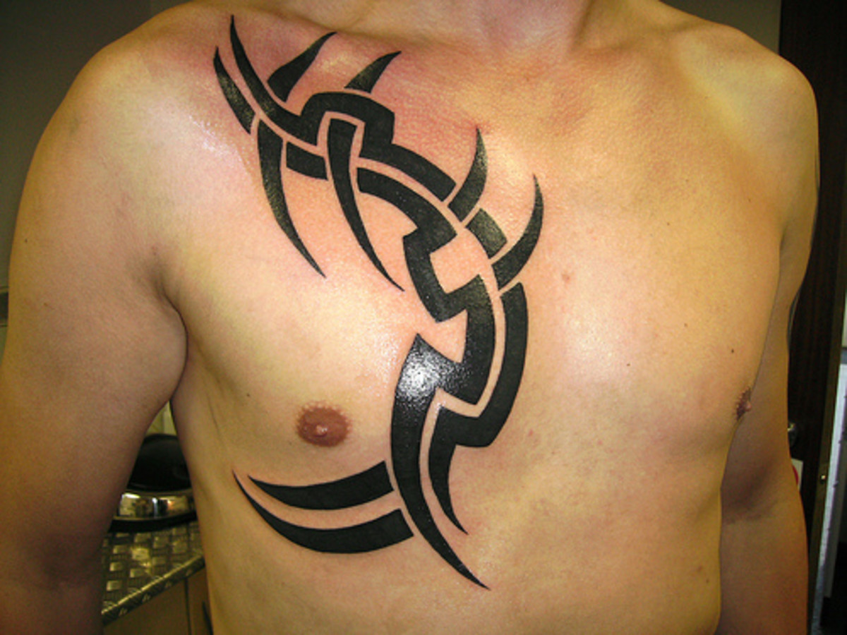 Tribal tattoos are extremely common, and while there are subtle differences between most, many still look alike at first glance.