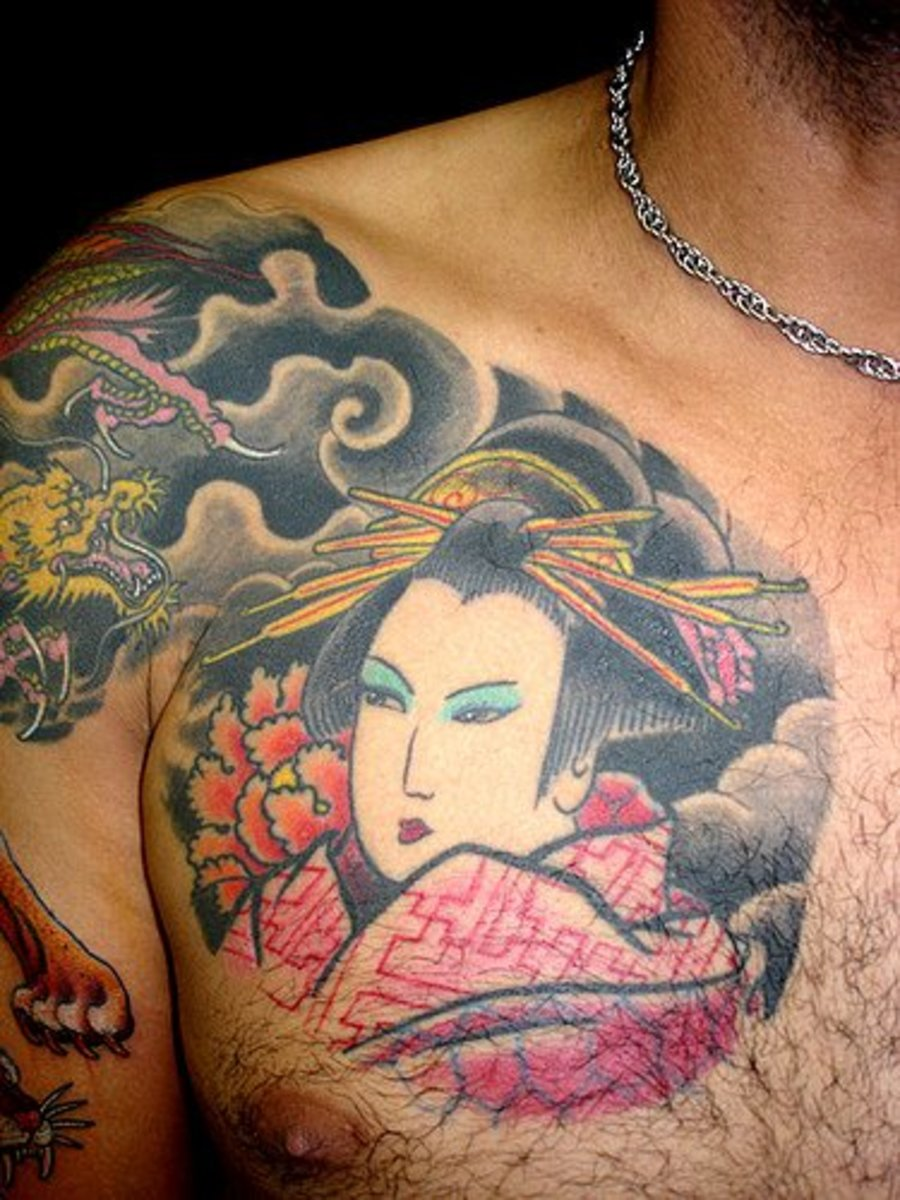 Geisha tattoo ideas designs meanings tatring - Tattoos geishas japonesas ...