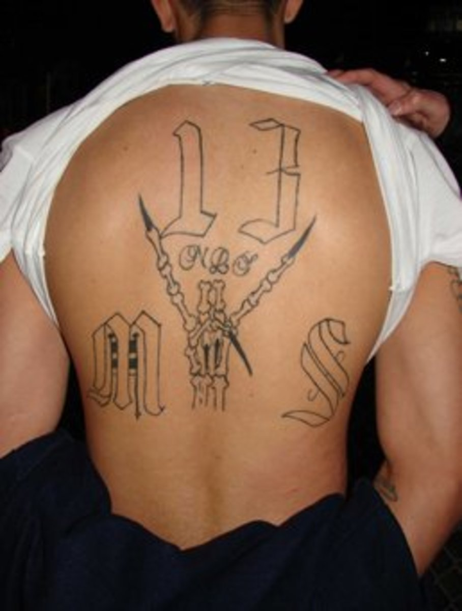 890764941 Prison Tattoos and Their Meanings | TatRing