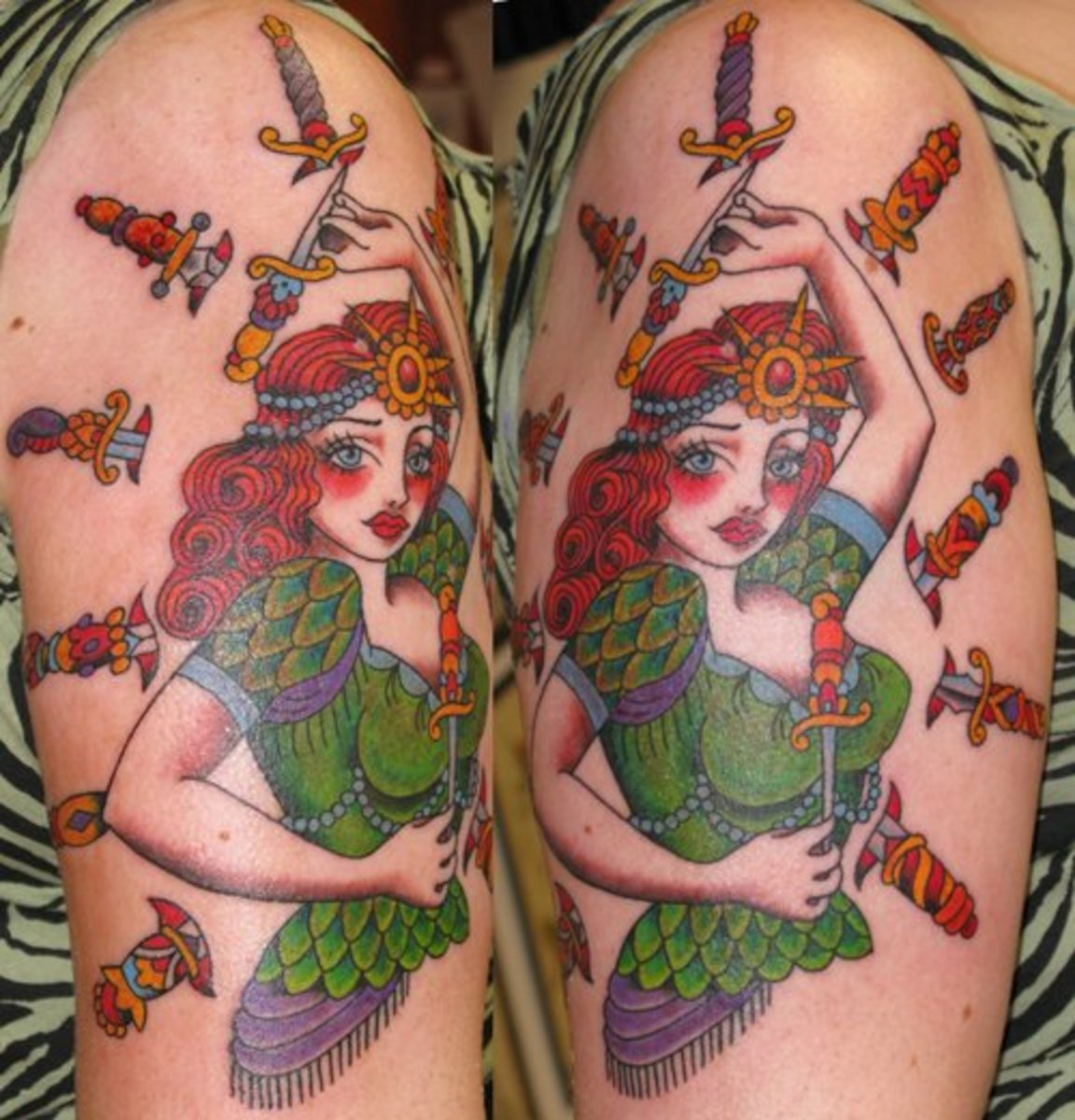 dagger-tattoos-and-meanings