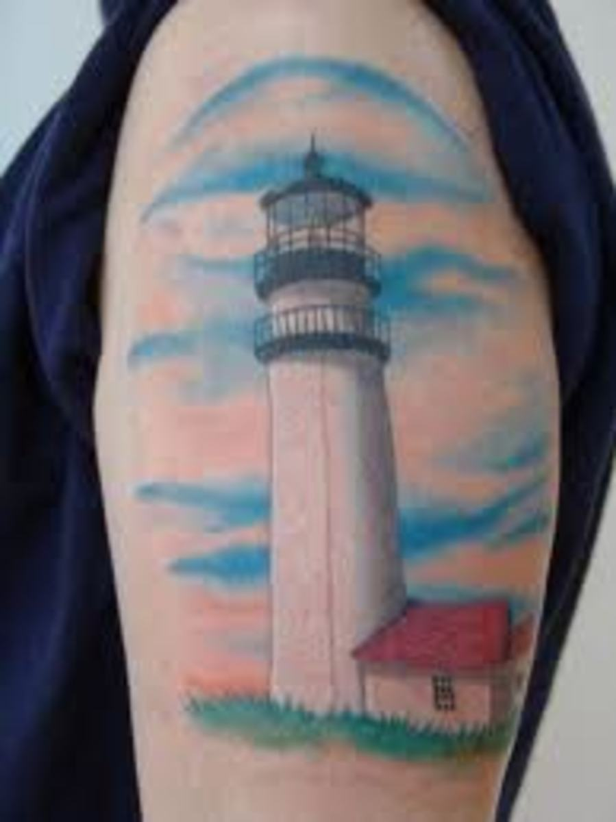 Lighthouse Tattoo Designs Ideas And Meanings Tatring Tattoos