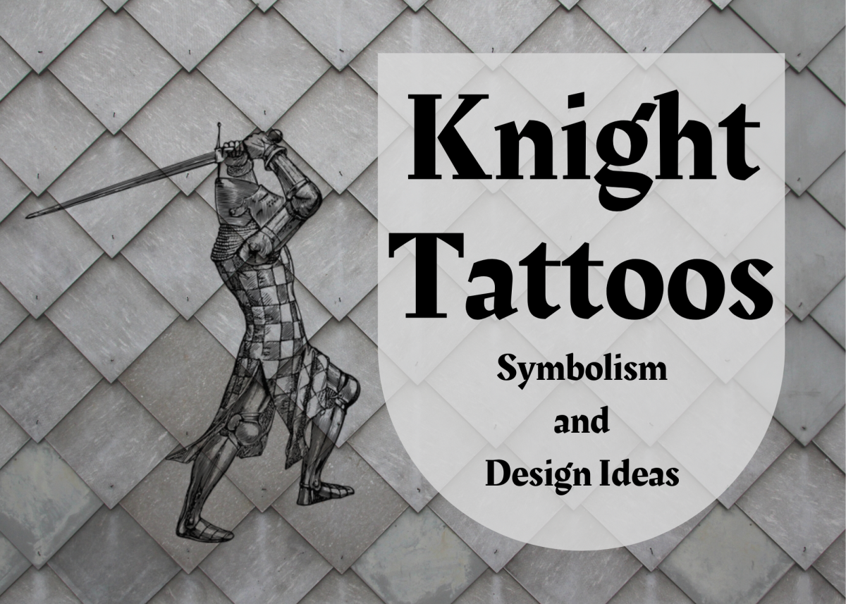 Learn about the symbols and meanings associated with tattoos of knights, and browse some tattoo photos for inspiration.