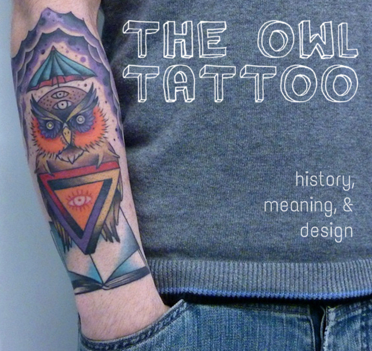 The Owl Tattoo: History, Meaning, & Design
