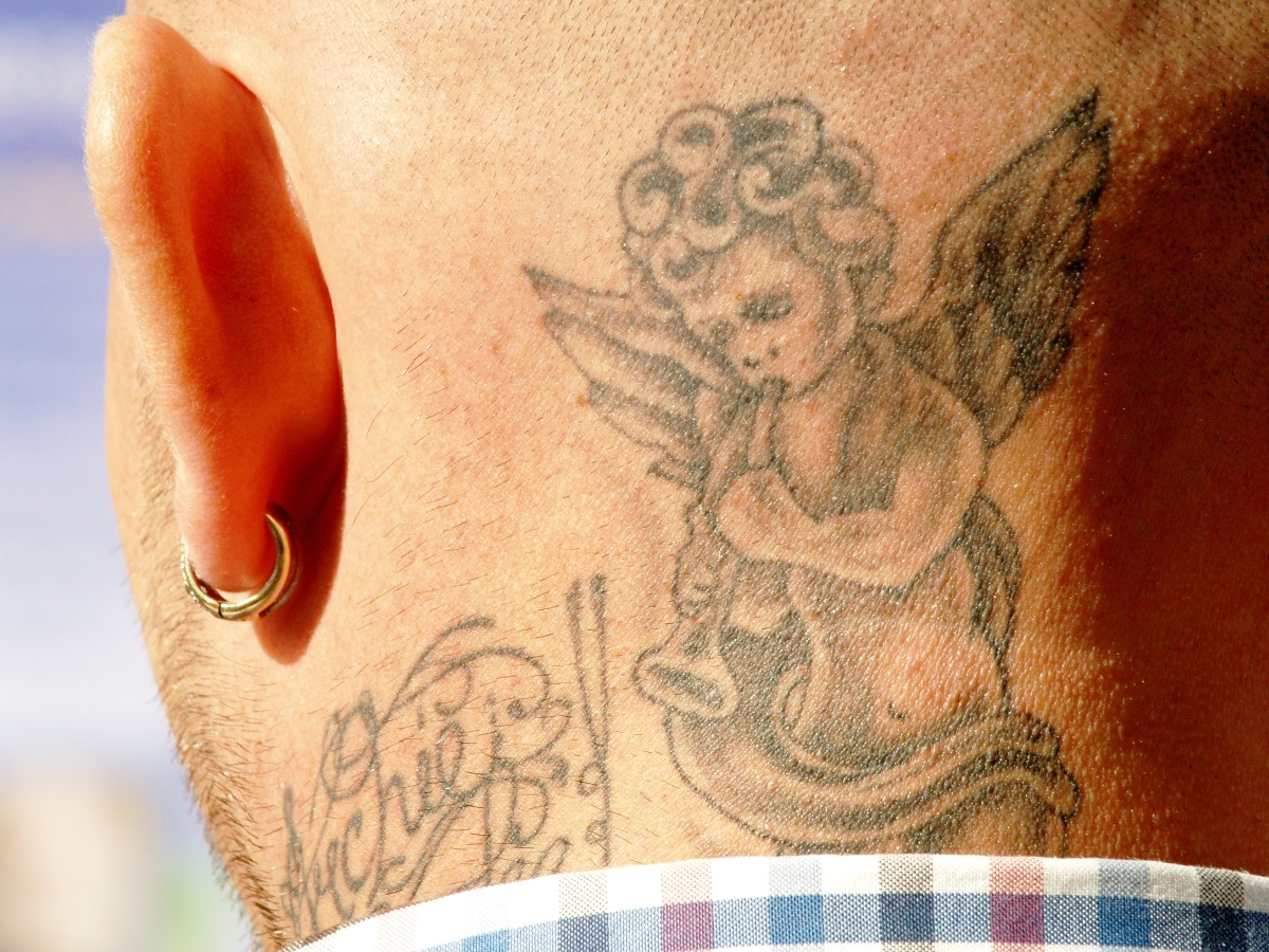 Cherub and Baby Angel Tattoo Designs and Meanings