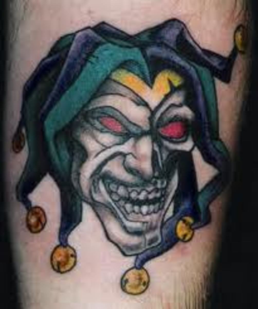 clown tattoos and meanings clown tattoo designs and ideas