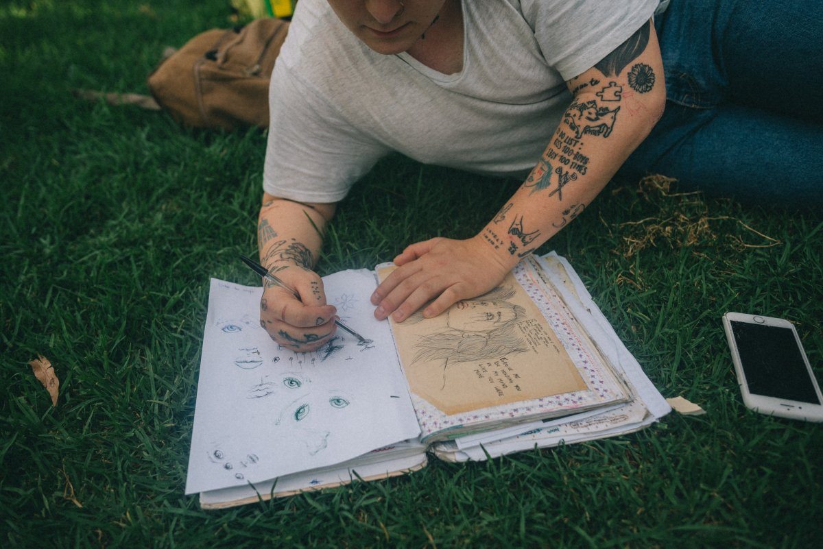 How to Create a Tattoo Portfolio for an Apprenticeship