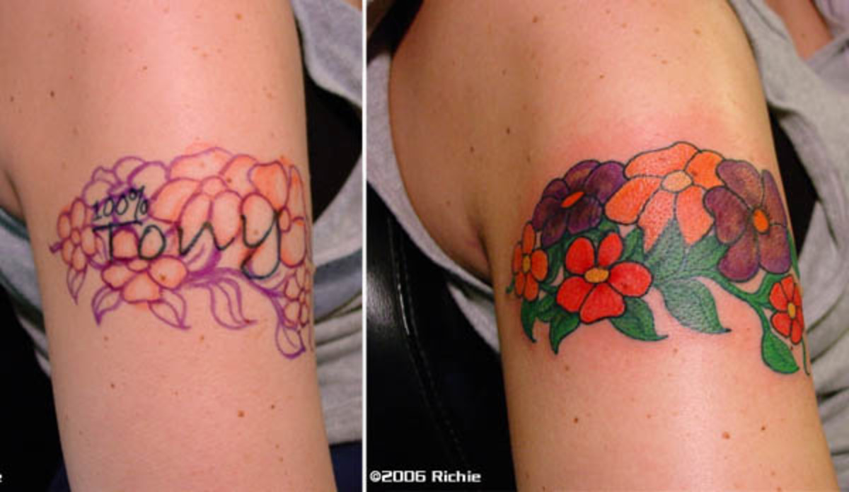 Awesome name cover up