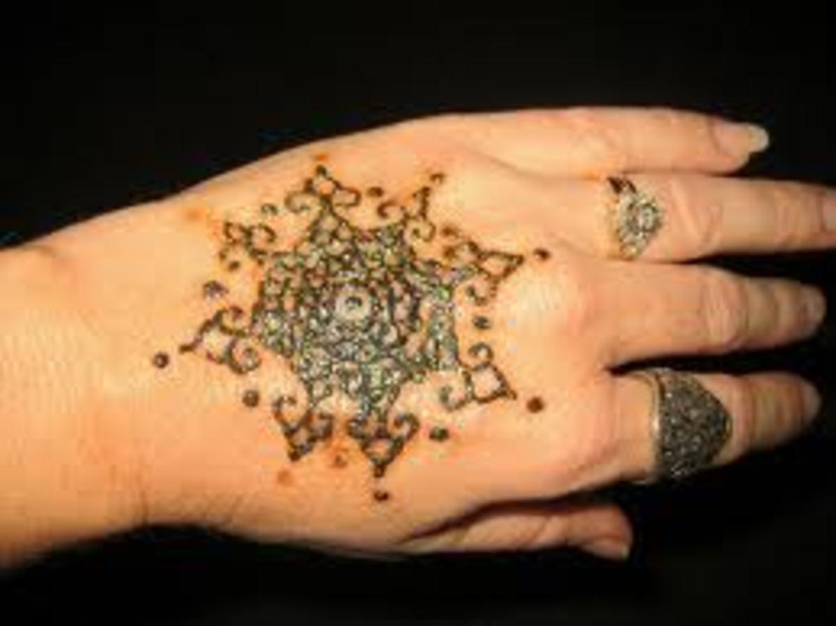 idei-dlya-tatuirovok - Снежинка татуировки и их значения -  - фото