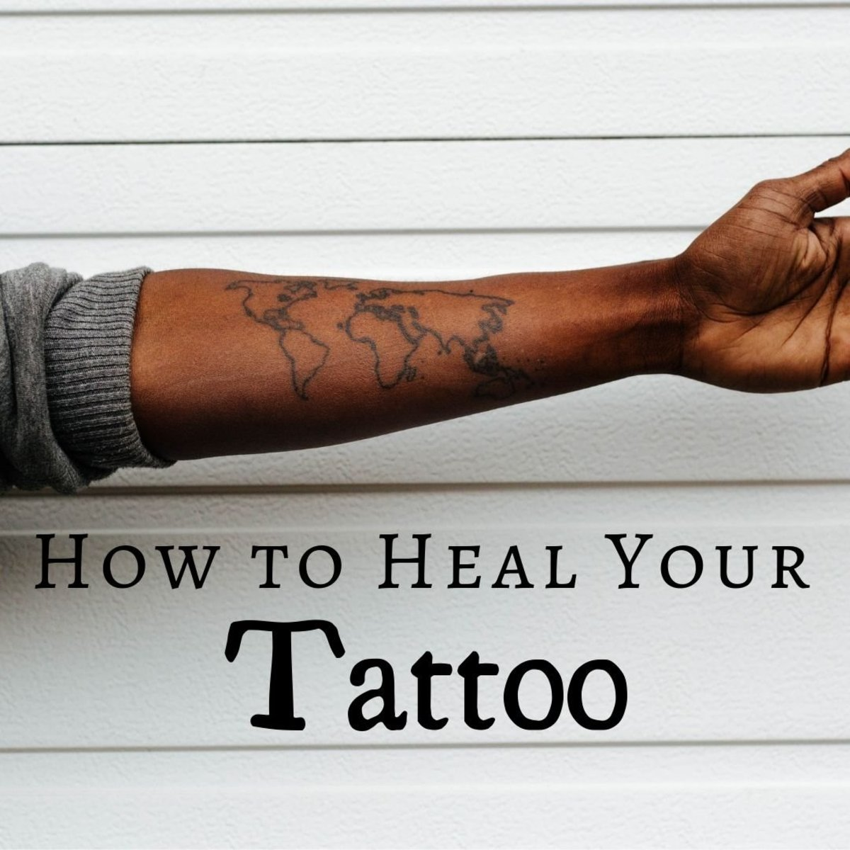 Learn all about how to take care of your new tattoo so that it heals as quickly as possible.