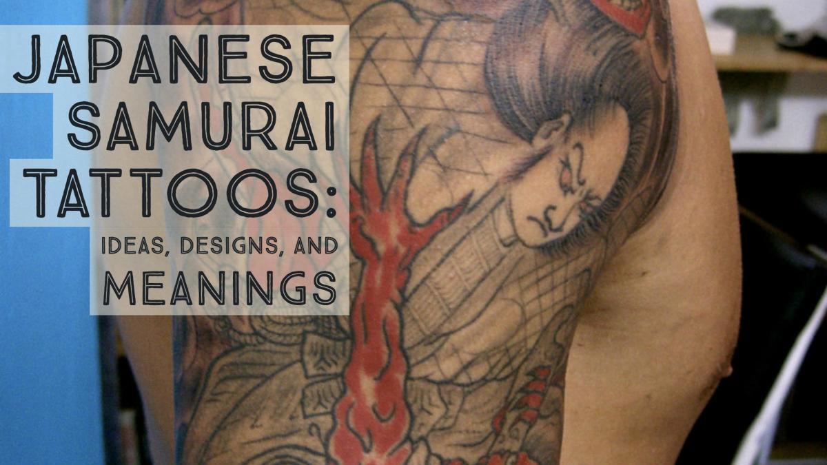 e1cf1564b Japanese Samurai Tattoos: Ideas, Designs, and Meanings | TatRing