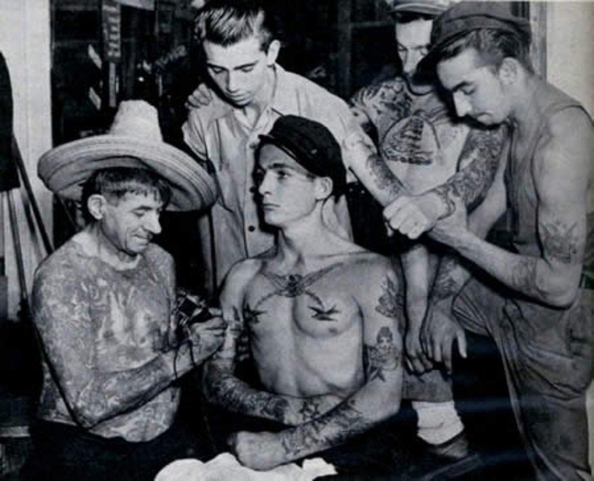 idei-dlya-tatuirovok - Традиционный Морской Татуировки Моряк: Значение, Происхождение, & Идеи -  - фото