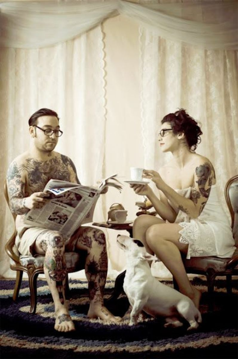 What to do when your tattoo is scabbing tatring for Bath after tattoo