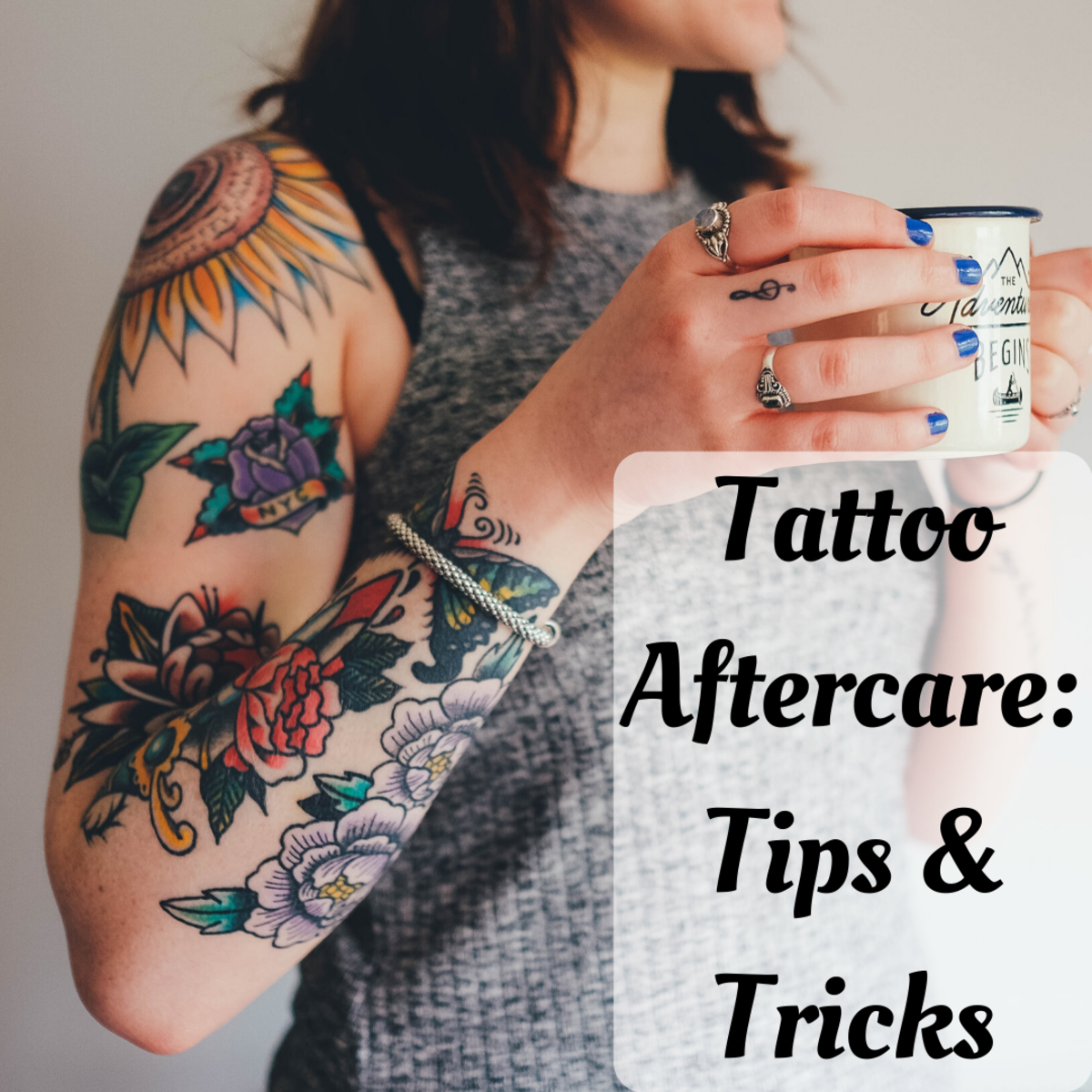 Read on to learn all about aftercare tips for your tattoo.