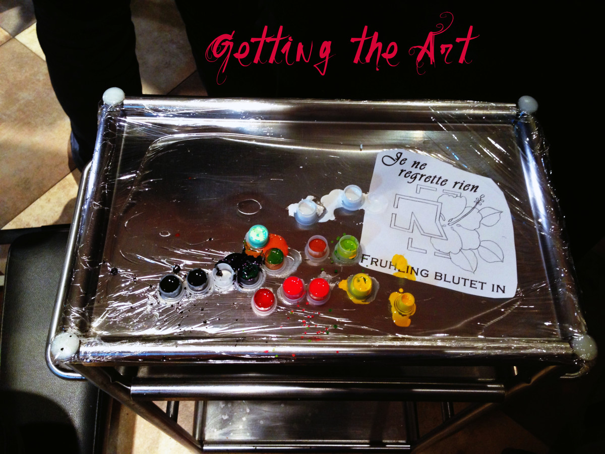 The Painterly Tattoo – the How-to of Getting the Art